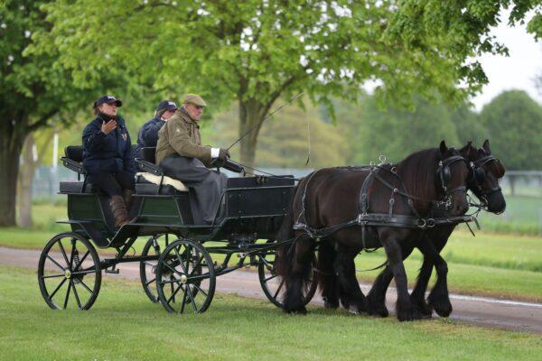 Принц Уильям и Кейт любят Сандрингем благодаря принцу Филиппу