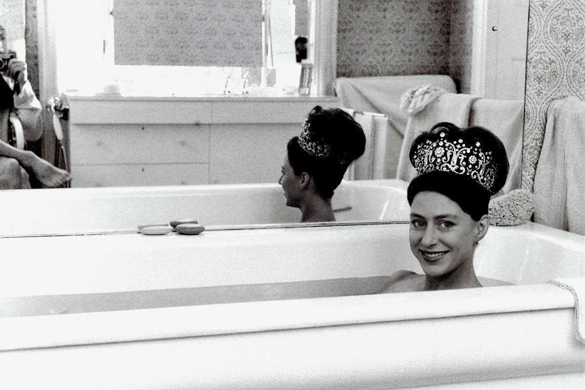 10 причин, по которым не очень любили принцессу Маргарет