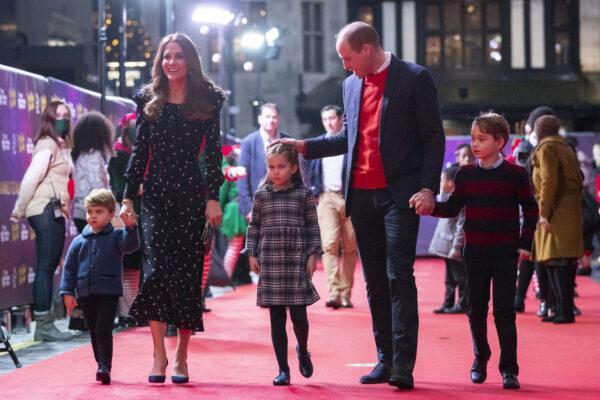 Колокола Вестминстерского аббатства звонят в честь детей принца Уильяма, но не для принца Гарри