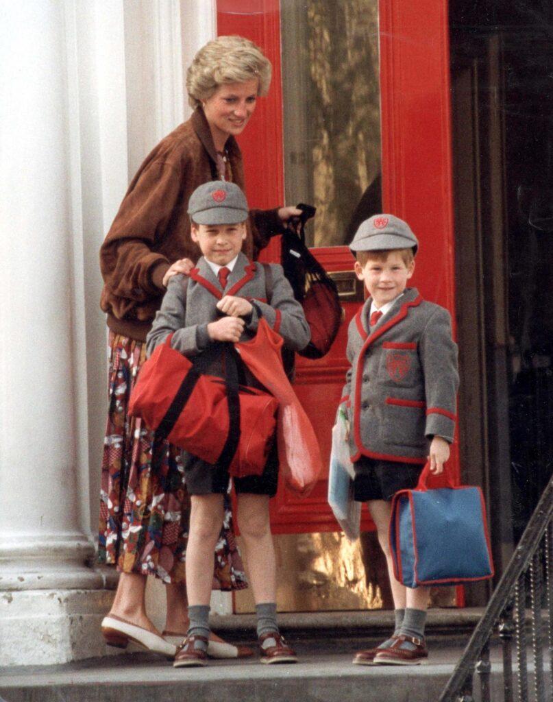 Кейт Миддлтон планирует заменить принца Гарри во время открытия памятника принцессе Диане