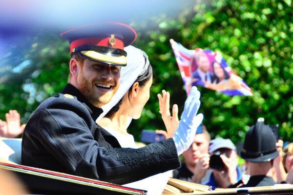 Принц Гарри и Меган Маркл едут в Нью-Йорк как в королевский тур