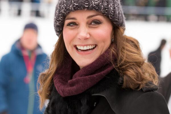 Жительница Лондона очень удивилась, встретив Кейт Миддлтон на прогулке в парке