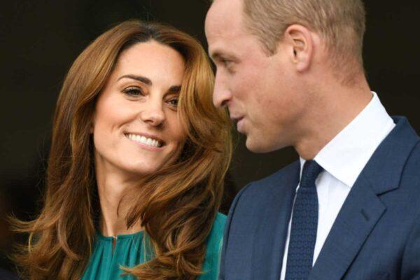 Кейт, герцогиня Кембриджская вызвала переполох среди поклонников, когда назвала принца Уильяма «чуваком»