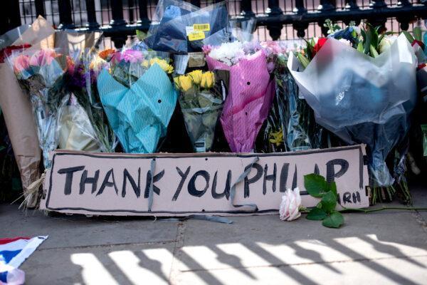 Объединение семьи, единственный положительный момент в смерти принца Филиппа
