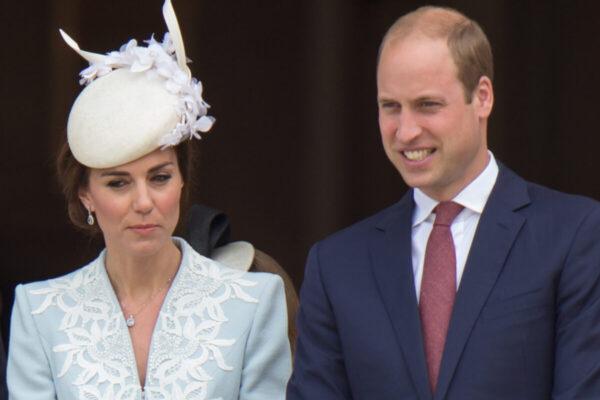 Кейт Миддлтон и принц Уильям присоединились к королеве Елизавете II в Балморале