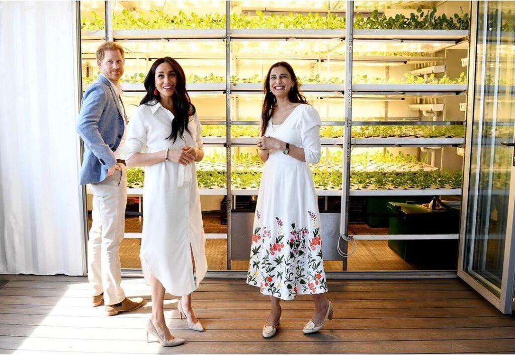Принц Гарри и Меган Маркл рискуют потерять торговую марку Archewell в США