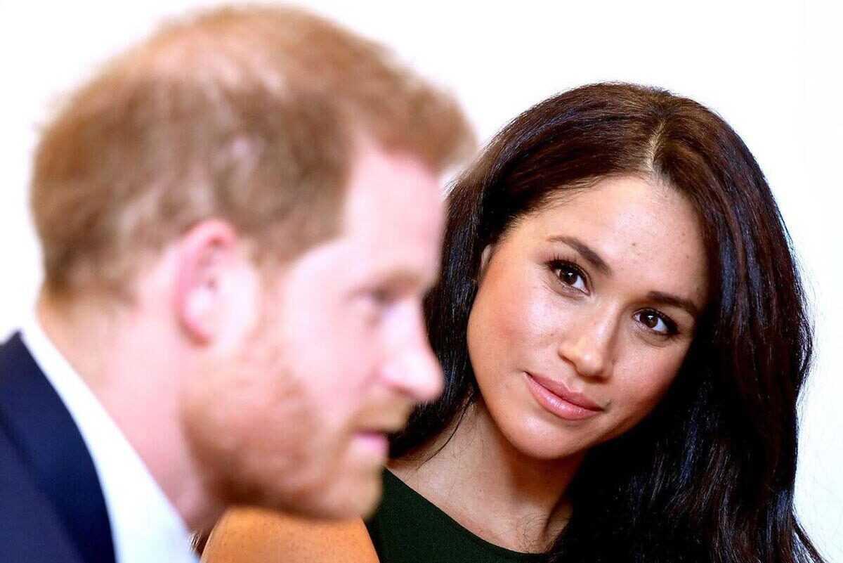 Ничего своего: интервью принца Гарри и Меган Маркл для Опры Уинфри снято в особняке друга