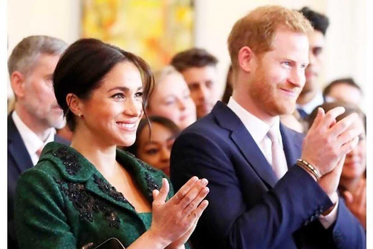 Тайная свадьба и пол второго ребенка, что рассказали принц Гарри и Меган в интервью Опре Уинфри