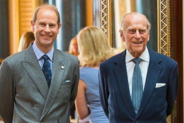 Титул герцога Эдинбургского унаследует принц Чарльз, а должен был принц Эдвард