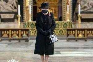 Как долго королева официально будет в трауре?