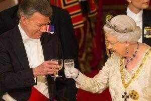 Правила этикета за столом королевы Елизаветы