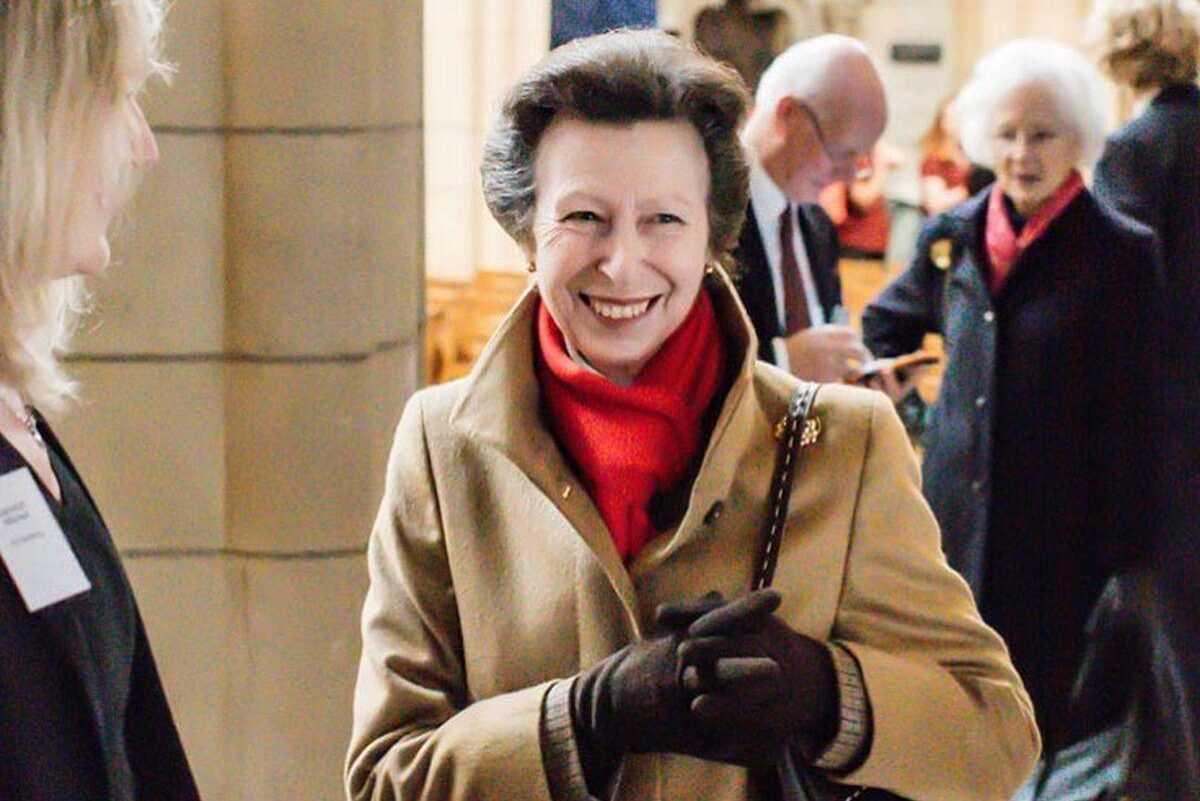 Принцесса Анна – единственный человек, который поддержал уход принца Гарри и Меган