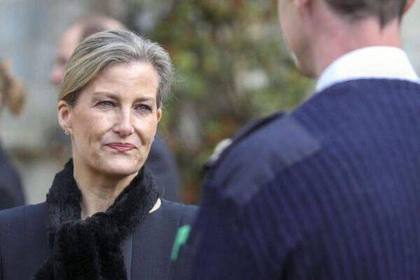 Графиня Софи поделилась последними минутами принца Филиппа