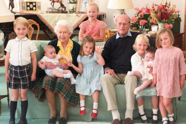 Сколько внуков и правнуков у королевы Елизаветы II?