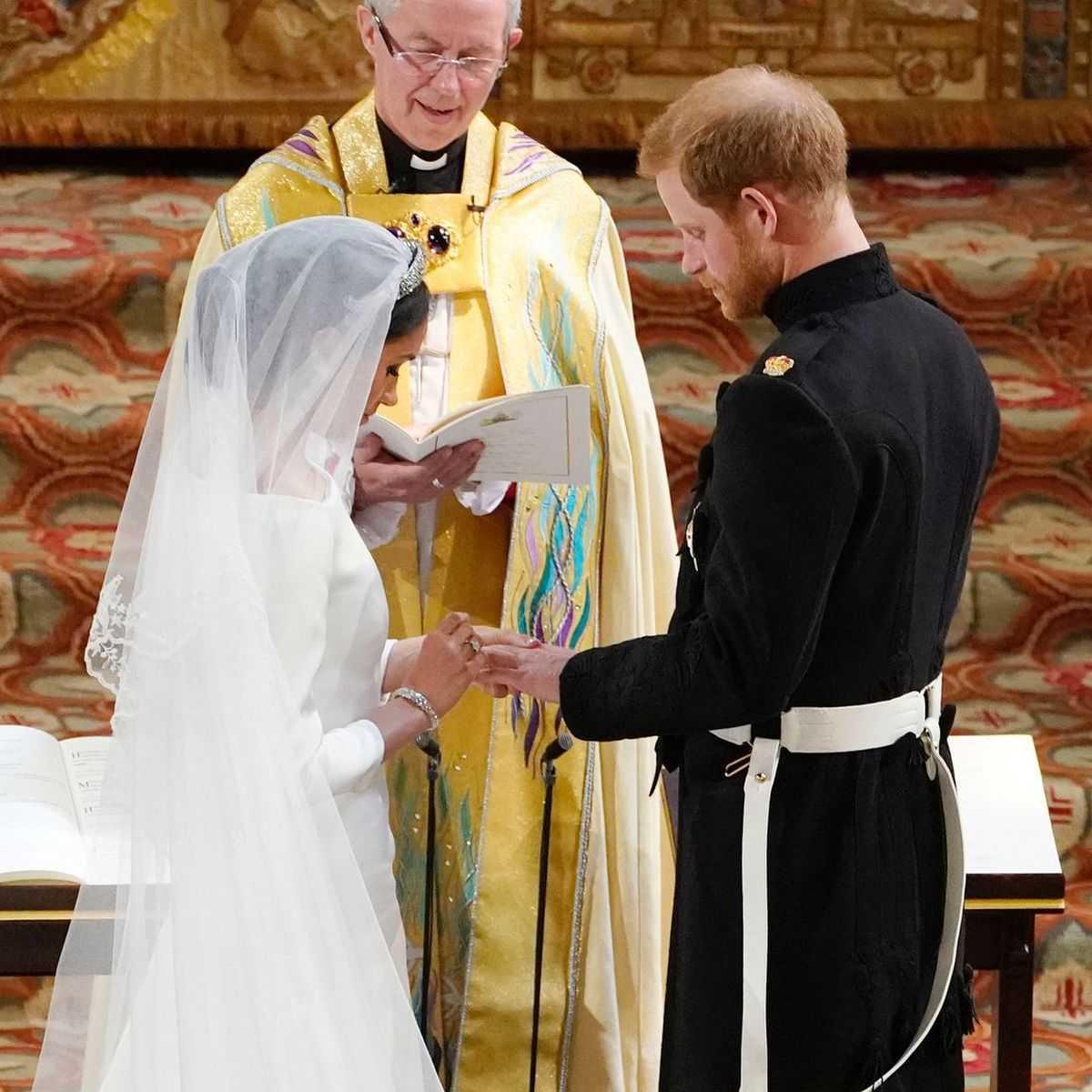 Меган Маркл поставила под удар Архиепископа Кентерберийского, высшее духовное лицо Британии