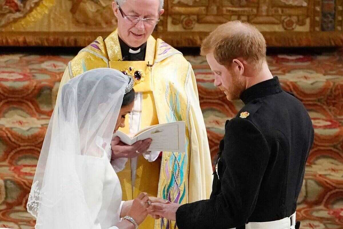 Стала известна причина, почему Меган Маркл подставила Архиепископа Кентерберийского