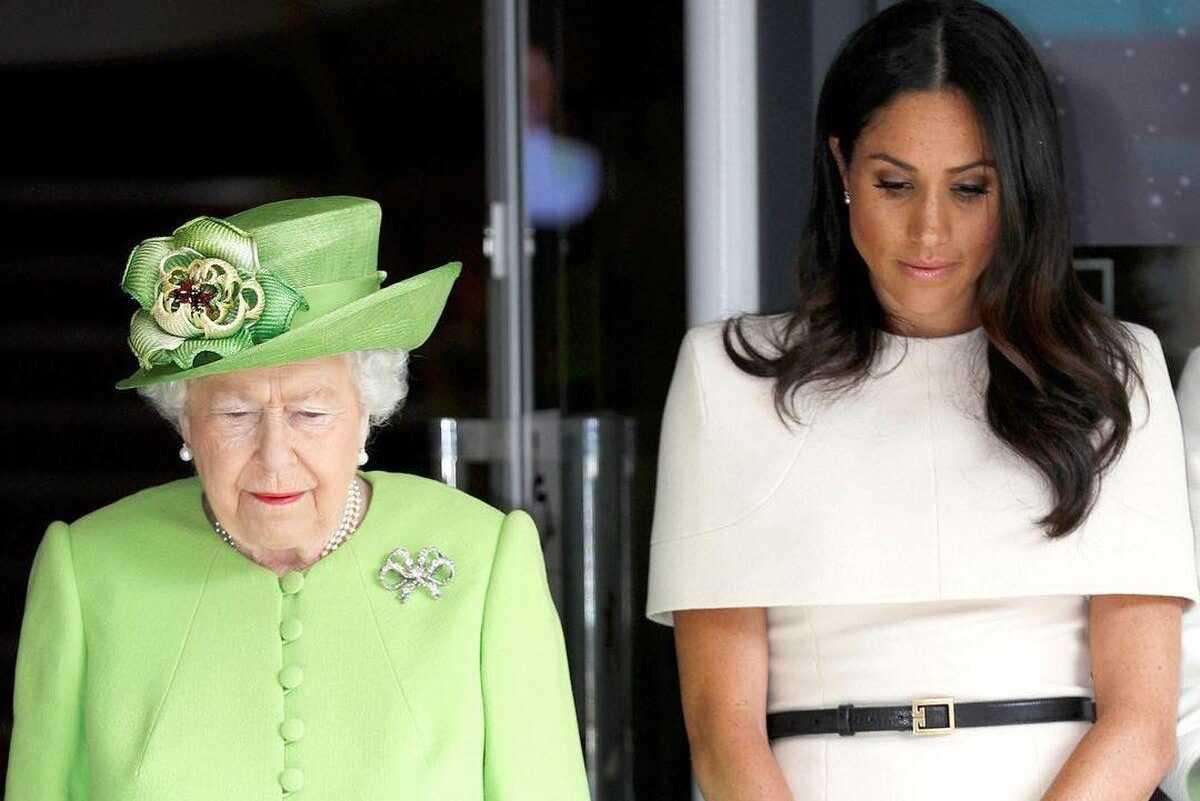 За кем охотится Меган Маркл в британской королевской семье?