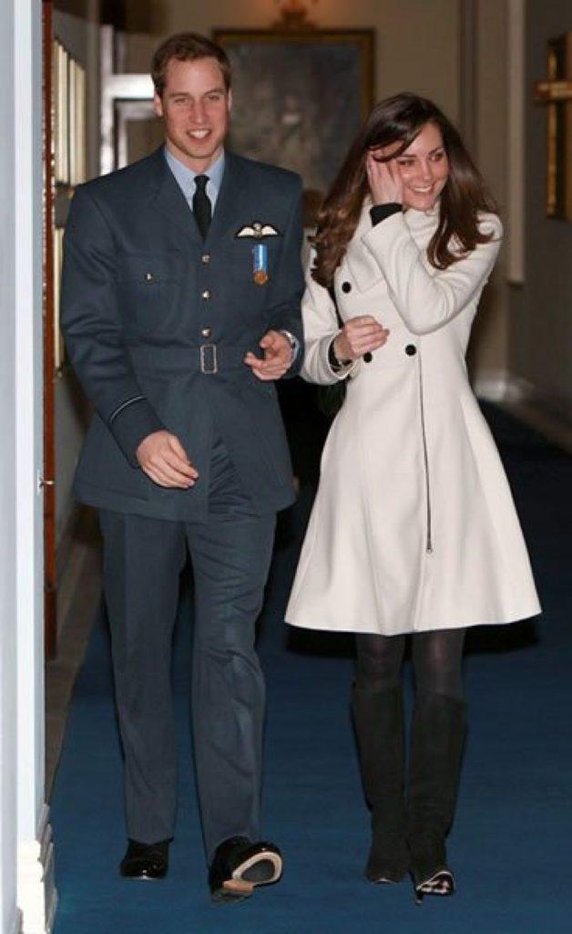 17 фотографий принца Уильяма и Кейт Миддлтон до их свадьбы